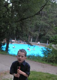 Une des nombreuses piscines pour enfants