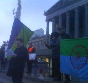 Solidarité avec les Roms de Hongrie