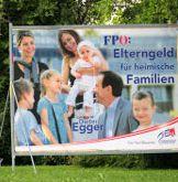 FPOe-Plakat