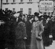 Frauentag 1911
