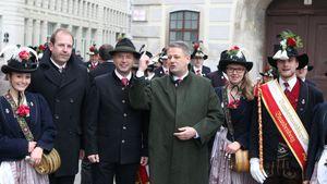 Andrä Rupprechter, nouveau ministre de l'agriculture