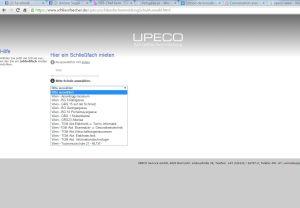 Upeco-site