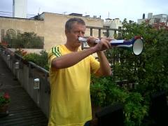 Boniface-Vuvuzela