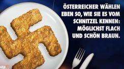 Les Autrichiens votent comme ils aiment leur escalope, bien brun