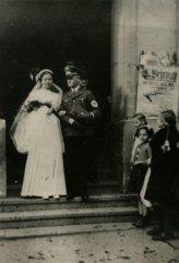 Mariage en uniforme