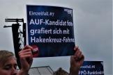 cas isolé n° 7, un représentant du syndicat proche du FPÖ dessine des croix gammées